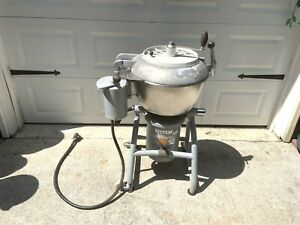 Hobart Vcm 40 Commercial Vertical Cutter Mixer Three Phase 220 Volts