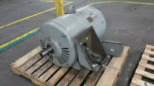 300 Hp Lincoln Ac Electric Motor 1800 Rpm Fr 447ts Dpbb 460 V Eok