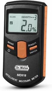 Pinless Wood Moisture Meter Dr meter Upgraded Inductive Pinless Tools Range4 80