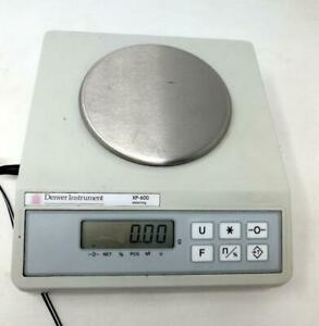 Denver Instruments Xp 600 Precision Scale Max 600g Works Great Ships Today