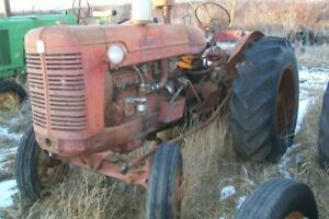 International Harvester Super W6 Tractor