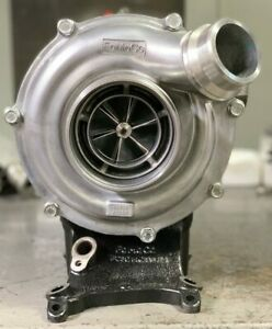 11 19 Ford Powerstroke Diesel 6 7l 64mm Performance Turbo 650rwhp Brand New