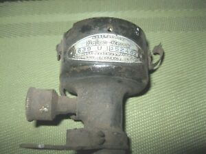 Original 1930 1932 Chevrolet Truck 6 Cylinder Distributor Delco Remy