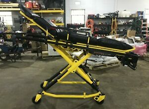 Stryker Power Pro 6500 Ambulance Stretcher Cot Gurney Ems Emt Only 14 Hours