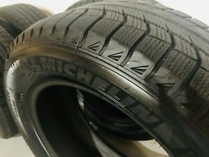 4 Michelin Latitude X ice Xi2 275 55r20 113t Winter Snow Tires Local Pickup Only