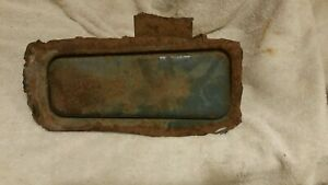 Chevrolet Pickup Truck Side Cowl Vent Assembly1947 48 49 50 Panel Suburban Oe