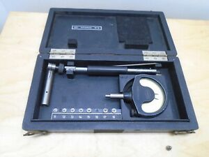 Mahr Intramess Millimess Bore Gage 10 18mm Bore Gage