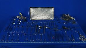 Mueller Aesculap Codman Minor Vascular Set With Included 90 Day Warranty