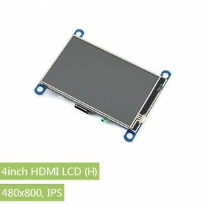 4inch Hdmi Lcd h 480x800 Resistive Touch Screen Ips Lcd For All Raspberry Pis