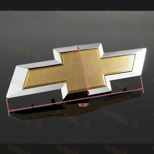 For 2014 2015 Gm Chevy Chevrolet Silverado Front Grill Bowtie Emblem 22786809