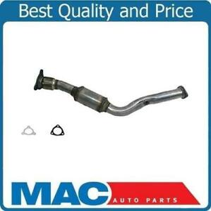04 Saturn Ion 2 0l Supercharged Engine Flex Pipe With Catalytic Converter 19512