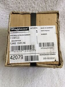 New Hoffman Compact Flange standard Coupling Pendant Arm Ccs6fclg