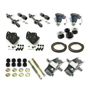 Mustang Suspension Kit With Ball Joints 3 bolt 1968 1969 1970 1971 1972 1973