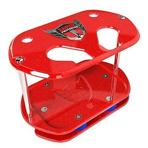 Savior Products Show Case Optima 34 Battery Tray Red Sparkle Sc O34 R