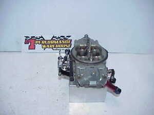 Braswell Holley Hp 830 Cfm Annular Boosters Gas Racing Carburetor Nascar G2