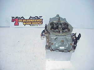 Braswell Holley Hp 830 Cfm Downleg Boosters Gas Racing Carburetor Nascar G4