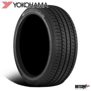 1 X New Yokohama Ascend Lx 195 65r15 91h Tires