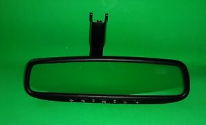 2007 2012 Oem Hyundai Veracruz Rear View Mirror Homelink Compass Auto Dim Temp
