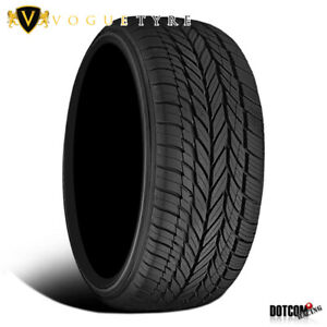 1 X New Vogue Custom Blt Rad Viii 235 55r17 99h Tires