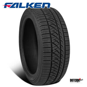 1 X New Falken Ziex Ze960 A S 205 40r17xl Tires
