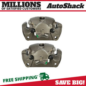 Front Brake Caliper Pair For 2004 2005 2006 2007 2008 2009 2010 2011 Bmw X3