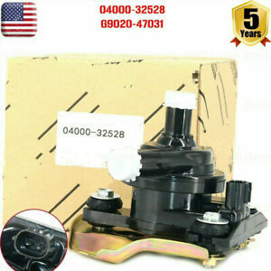 Genuine For Toyota Prius Electric Inverter Water Pump 04000 32528 G9020 47031 Us