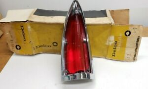 899347 Nos Oem Gm 1960 Oldsmobile Eighty Eight 88 Tail Lamp Lens Left