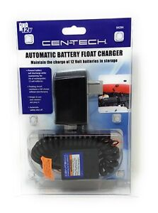 Automatic Battery Float Charger 12v 5 To 125 Ah Batteries
