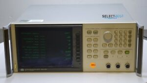 Hp Agilent 8757a 10 Mhz To 60 Ghz Scalar Network Analyzer ref 053e