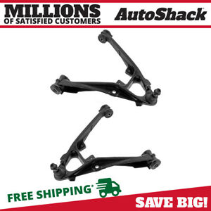 Front Lower Control Arm Ball Joint Pair For 2007 2016 Gmc Sierra Silverado 1500