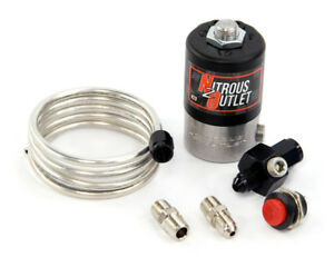 Nitrous Outlet Big Show 4an Purge Kit