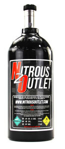 Nitrous Outlet Powersports 2 5lb Nitrous Bottle Valve
