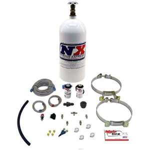 Nitrous Express Ml2000 Mainline Efi Single Nozzle System W 10lb Bottle