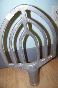 M40b also Marked 5c61 D Beater For 40 Qt Mixer M 40 b Hobart