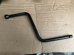 1928 1929 1930 1931 Model A Ford Lug Wrench Crank Handle Roadster Coupe Fordor 1