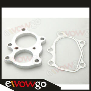 For Gt25r Gt28r Turbo 5 Bolt Downpipe Discharge Flange Stainless Steel Gasket