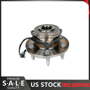 Ac Delco Fw346 Front Wheel Hub Bearing For Chevy Gmc Pickup Truck 4wd 4x4