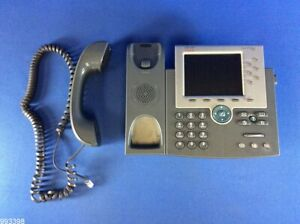 Cisco Uc Phone 7965g Gig Ethernet Color Cp 7965g 993398