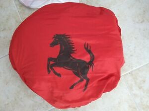 Ferrari 360 Indoor Car Cover Steering Wheel Cover