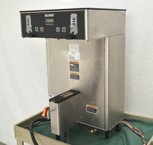 Bunn 34600 0028 Dual Tf Dbc Coffee Brewer Maker Thermofresh Digital Commercial