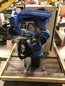 Yaskawa Motoman Ma1400 With Dx100 Controller Teach Pendant And Cables