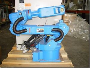 Yaskawa Motoman Mh6 With Dx100 Controller Teach Pendant And Cables