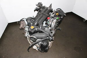 2007 2008 2009 2010 2011 Subaru Forester Xt Jdm Ej20x 2 0l Engine Replacement