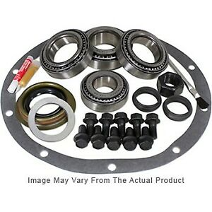 Drk304amk Timken Differential Bearing And Seal Kit Rear New For Ram Truck Van