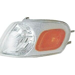 1630104 Dorman Turn Signal Light Lamp Front Driver Left Side New For Chevy Olds