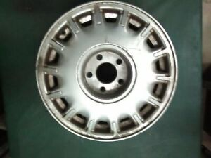 1996 1999 Cadillac Deville 1996 1999 16x7 Aluminum Alloy Machined With Silve