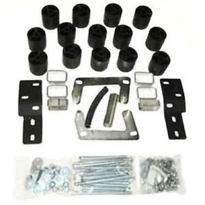 Daystar 3 Body Lift Kit For 1998 2000 Ford Ranger 2 4wd Pa883
