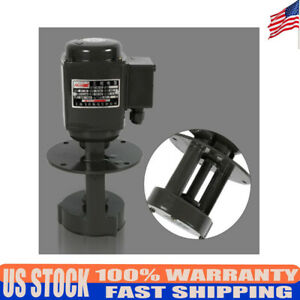 Db 12a Coolant Pump Cooling Water Pump For Lathe Grinder Mill Machine Tool Usa