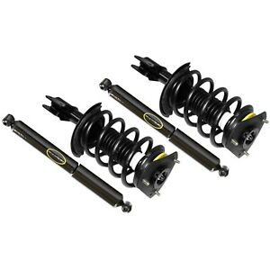 Set ts271670 c Monroe Shock Absorber And Strut Assemblies Set Of 4 New For Chevy