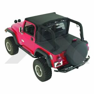 Ca10215 Rt Off Road Summer Top Kit New For Jeep Wrangler 1992 1995